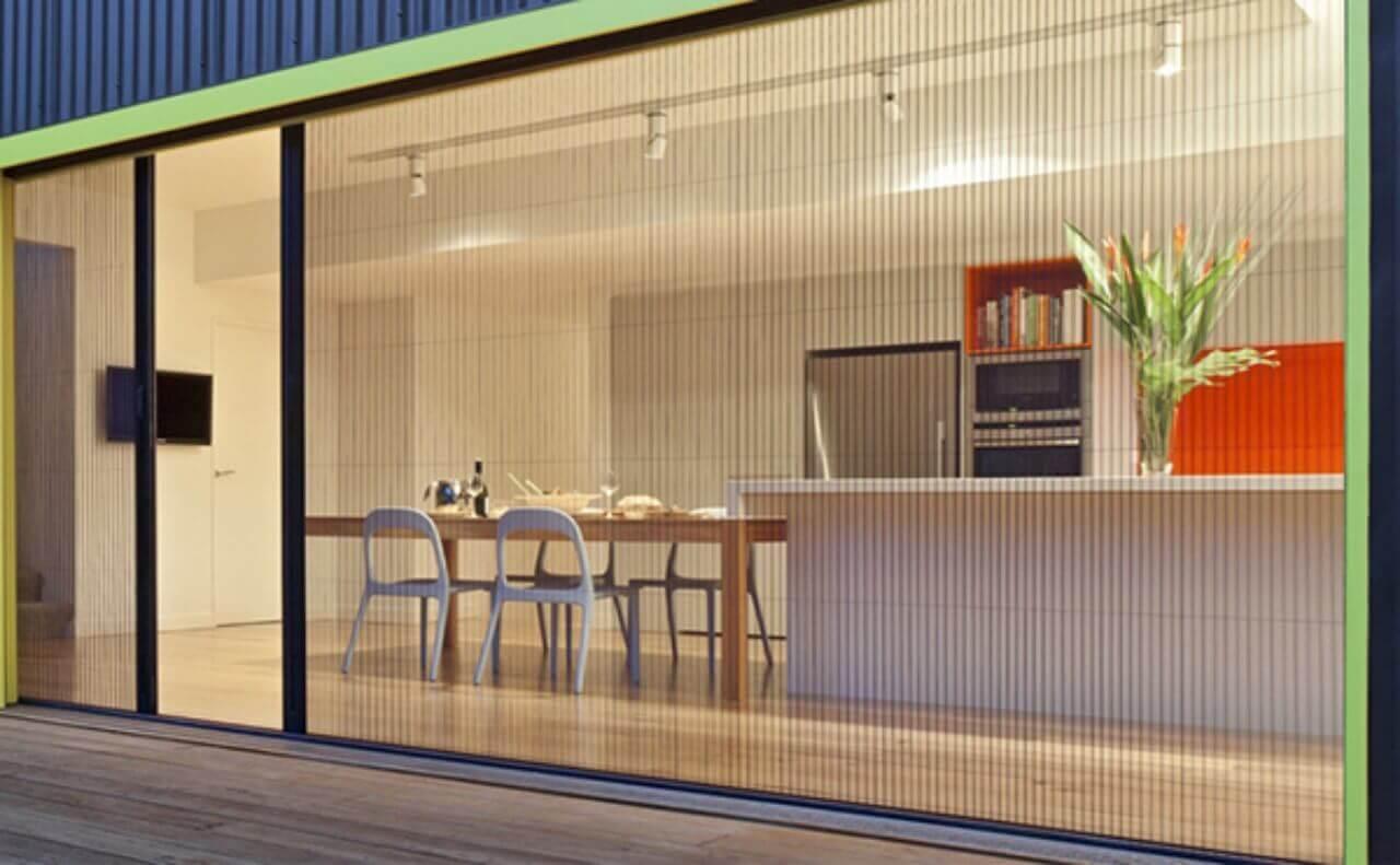 Các loại cửa lưới chống muỗi cửa chính phổ biến dành cho chung cư, nhà phố