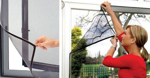 ưu nhược điểm của tự làm cửa lưới chống muỗi