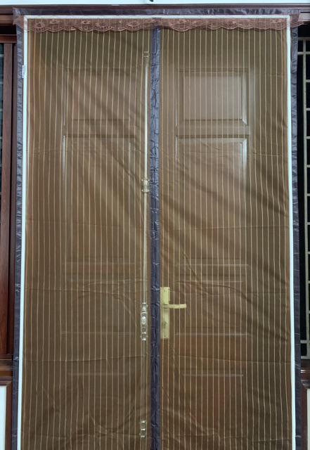 thi công rèm cửa chống muỗi hiệu quả