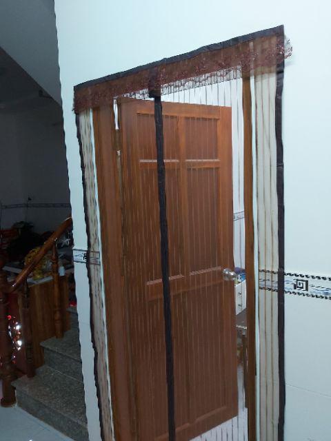 lắp rèm cửa chống muỗi