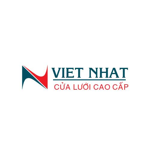 logo cửa lưới Việt Nhật chính hãng